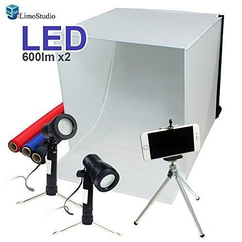 LimoStudio 16u2033 x 16u2033 Table Top Photo Photography Studio Lighting Light Tent Kit in a Box AGG349  sc 1 st  Camera World & LimoStudio 16u2033 x 16u2033 Table Top Photo Photography Studio Lighting ...